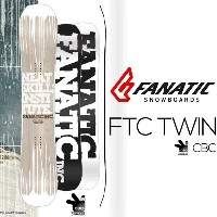 16-17 FANATIC FTC TWIN CBC/16-17 FANATIC/16-17 FTC TWIN CBC/16-17 ファナティック/FANATIC スノーボード/FANATIC...