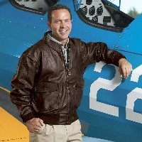 AN-J-3 Leather Flight Jacket
