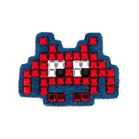 Anya Hindmarch Invaders ミニステッカー