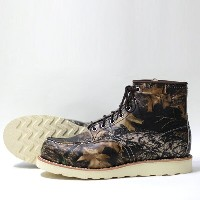 "RED WING(レッドウィング)8884 Classic Work 6"" Moc-toe Camouflage"