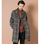 UR HARRIS TWEED COAT【アーバンリサーチ/URBAN RESEARCH】