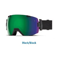 16/17 SMITH EARLY GOGGLE I/OX Black / Black