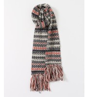 Sonny Label HIGHLAND 2000 MERINO 4 COLOUR SCARF【アーバンリサーチ/URBAN RESEARCH】