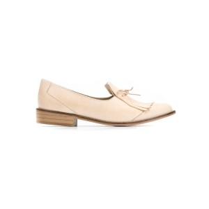 Manolita - fringed loafers - women - セーム革/レザー - 38