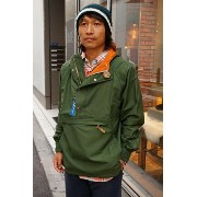 『Oregonian Outfitters』(オレゴニアン・アウトフィッターズ)PULL OVER アノラックジャケット MADE IN USA