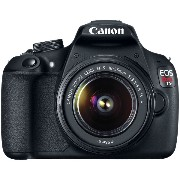 Canon EOS Rebel T5 Digital SLR Camera Kit with EF-S 18-55mm IS II Lens US Warranty - Retail Packaging