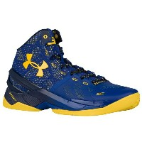 "Under Armour Curry 2 ""DUB NATION AWAY""メンズ Cobalt/Academy/Taxi アンダーアーマー カリー2 バッシュ"