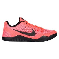 (取寄)ナイキ メンズ コービー 11 ロー Nike Men's Kobe 11 Low Bright Mango Black Bright Crimson
