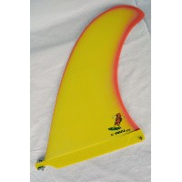 CAPTAIN FIN CO. (キャプテンフィン) LONGBOARD FIN JJ WESSELS PEANUT GALLERY 9.75 ロングボード用 ジェイジェイ・ウェッセルズ ピボット...