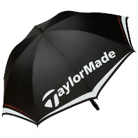 TaylorMade TM Single Canopy Umbrella【ゴルフ アクセサリー>傘(ツアー)】