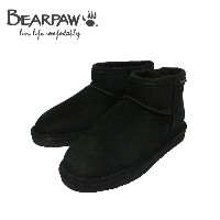 ◇30%OFF! ◇16FW Bearpaw(ベアパウ) Lena CI4BT016W BLACK レディースブーツ