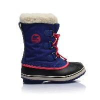 ★SOREL 〔ソレル ジュニアスノーブーツ〕 Yoot Pac Nylon NY1879/484 〔GRAPE JUICE〕〔z〕