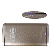 Topbatt Portable Charger Power Bank 10000mah 2-output External バッテリー Charger with with Fuel ゲージ ...