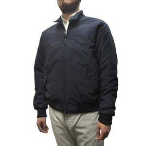 BARACUTA(バラクータ) スウィングトップ #G-9/G9 THERMORE THERMAL BOOSTER(サーモア社 断熱中綿素材) DARK NAVY