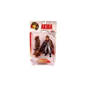 McFarlane Toys 3D Animation From Japan Series 1 Action Figure Akira Tetsuo by McFarlane Toys