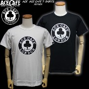 ACE CAFEエースカフェ◆ACE CAFE T-SHIRTS◆A11501