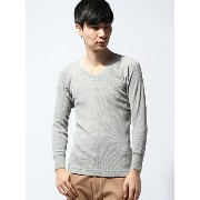 VIBGYOR SELECT 4/5 NIME SLEEVE V/N TEE ヴィブジョー【送料無料】