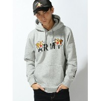 BROWNY 【BROWNY】(M)ARMYプルパーカー3 ウィゴー カットソー【RBA_S】