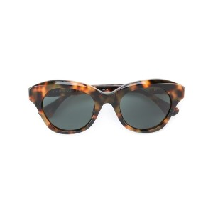 Dries Van Noten Eyewear - Dries Van Noten by Linda Farrow Gallery サングラス - women - アセテート - ワンサイズ