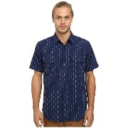 Obey Norris Short Sleeve Woven