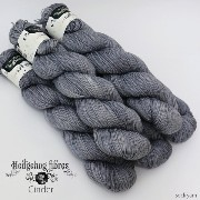 Hedgehog fibres Sock yarn Cinder (シンダー)