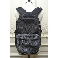 "LEXDRAY レックスドレイ ""VIENNA Pack"" col.Black×Grey"