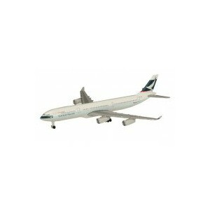 【Schuco Aviation A340-300 キャセイパシフィック航空 1/600スケール 403551672】 【RCP】 【HLS_DU】【コンビニ受取対応商品】