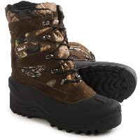 イタスカ Itasca メンズ スノー シューズ・靴【Ketchikan Pac Boots - Waterproof, Insulated】Realtree Xtra