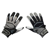 カッターズ メンズ 野球 グローブ 手袋【Cutters Power Control 2.0 Yin Yang Batting Glove】Black/Grey
