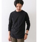 DOORS Round Tail Crew Neck【アーバンリサーチ/URBAN RESEARCH Tシャツ・カットソー】