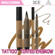 [3CE/3CONCEPT EYES] LONGWEAR TATTOO EYEBROW MARKER /SUPER SLIM TINTED EYEBROW アイブロウ ティント 眉毛-タトゥー...