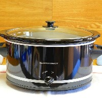 ハミルトンビーチ スロークッカー 7.6LHamilton Beach 33182 8-Quart Oval Slow Cooker【smtb-k】【kb】 【RCP】