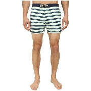 Scotch & Soda Stripe Printed Swimshorts