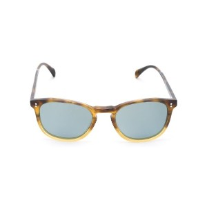 Oliver Peoples - Sir Finley サングラス - men - アセテート - ワンサイズ