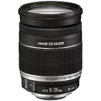 【中古】【1年保証】【美品】 Canon EF-S 18-200mm F3.5-5.6 IS