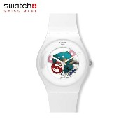 Swatch WHITE LACQUERED
