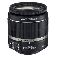 【中古】【1年保証】【美品】 Canon EF-S 18-55mm F3.5-5.6 IS
