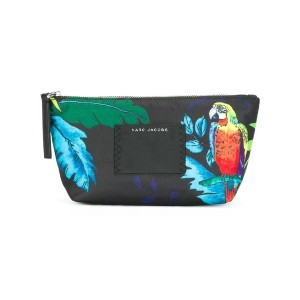 Marc Jacobs - B.Y.O.T Parrot 化粧ポーチ - women - ナイロン - ワンサイズ