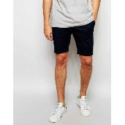 ASOS エイソス Chino Shorts ショーツ In Skinny スキニー Fit In Mid Length