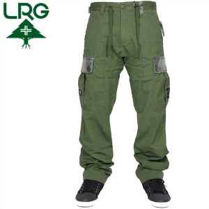 【SALE 50%OFF】LRG エルアールジー カーゴパンツ TAPERED CARGO PANT L165005
