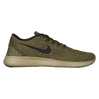 (取寄)ナイキ メンズ フリー RN Nike Men's Free RN Dark Loden Black Nautral Olive Sequoia