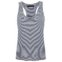 Talie Nk round neck tank top