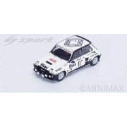 1/43 Renault 5 Turbo No.6 4th Monte Carlo Rallye 1984【S3861】 【税込】 スパーク [スパーク S3861 ルノー 5 ターボ No.6...