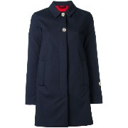 Woolrich ボタンコート