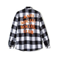 2016AW 2nd ANTI SOCIAL SOCIAL CLUB Park Flannel ANTI SOCIAL SOCIAL CLUB(アンチソーシャルソーシャルクラブ) バイマ BUYMA
