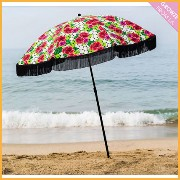 【Growze Select】☆SOLANA ROSE BRELLA☆ビーチパラソル バイマ BUYMA