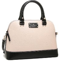 katespade small rachelle wellesly WKRU2485 293 pbble/blck kate spade new york(ケイトスペード) バイマ BUYMA