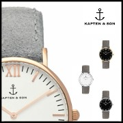 "NEW Kapten Son ""GRAY"" Vintage Leather:Campus40mm/Campina36mm KAPTEN SON(キャプテン&サン) バイマ BUYMA"
