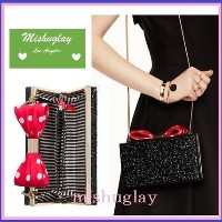 【kate spade×Minnie】限定コラボ★minnie mouse bow clasp★ kate spade new york(ケイトスペード) バイマ BUYMA