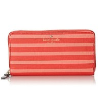ケートスペード Fairmount Lacey Wallet Geranium/Guava kate spade new york(ケイトスペード) バイマ BUYMA